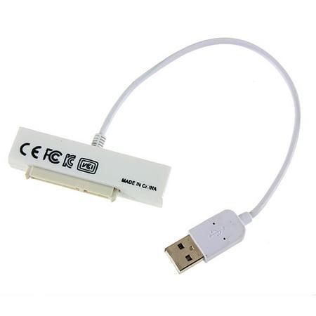USB 2.0 to SATA Serial ATA 15+7 22P Adapter Cable usb20tosataserialata 2.5'' HDD Hard Drive