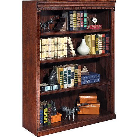 Hayden Estate 4 Shelf Bookcase Multiple Finishes