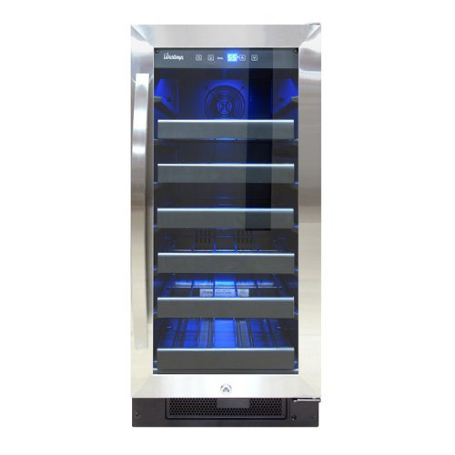 Vinotemp 30-Bottle Wine Cooler