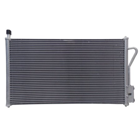 Sunbelt A/C AC Condenser For Ford Focus 4938 2000 Ford Focus A/c