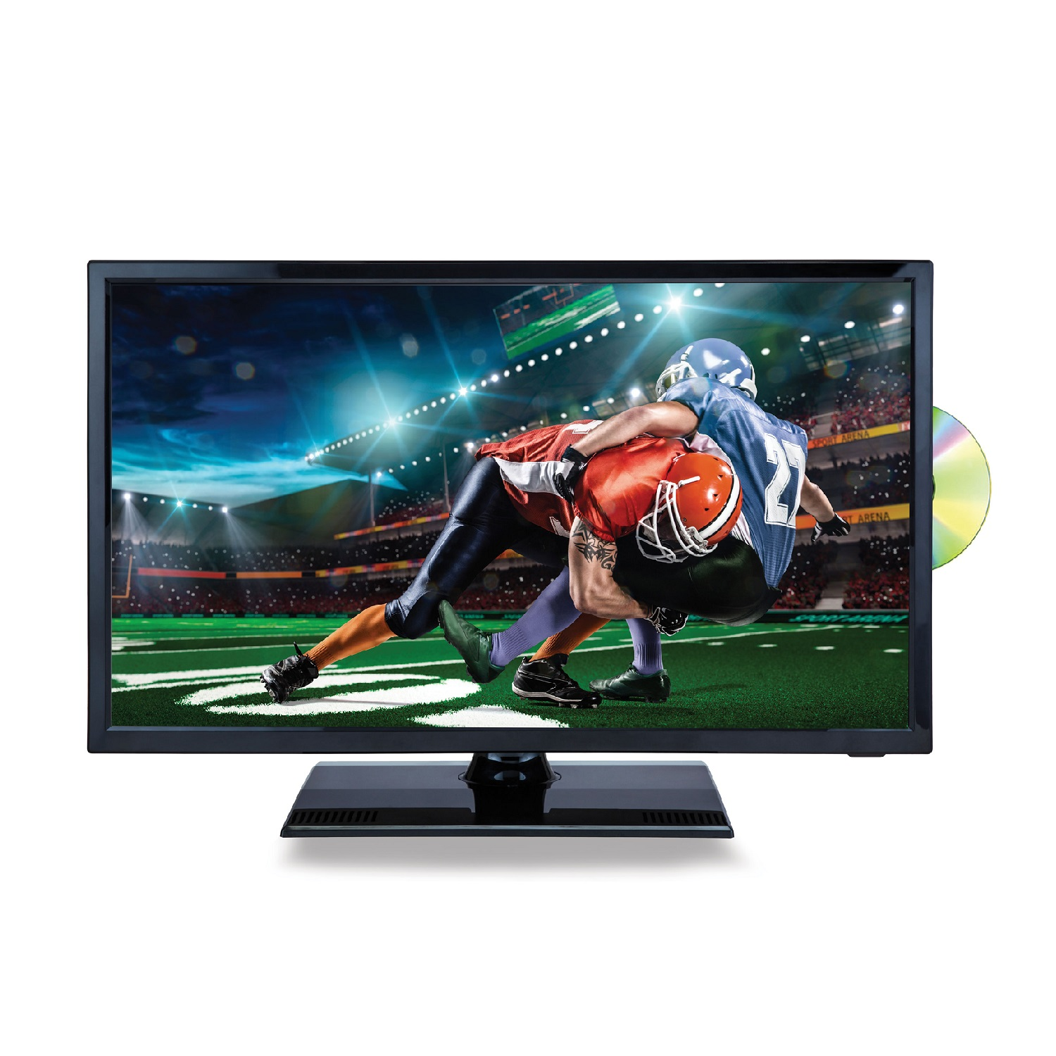 "NAXA NTD-2256 21.5"" HD TV with DVD Player"