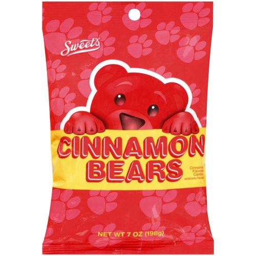 Sweet Candy Company Sweets Cinnamon Bears