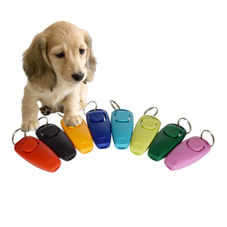MarinaVida Pet Dog Obedient Agility Training Device Two In One Training Whistle Multicolor Selection Pet Dog - Bird Water Whistle Toy