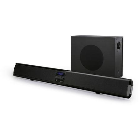 "Memorex Bluetooth 37"" Wireless SoundBar by"