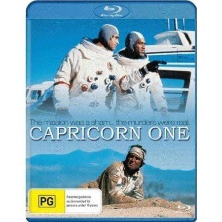Capricorn One  Blu Ray