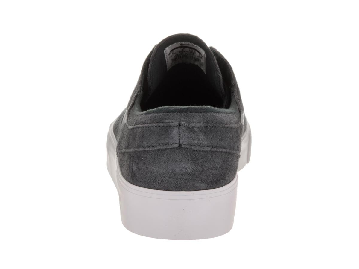 Nike Men's Sb Zoom Janoski Anthracite / Black Ankle-High Skateboarding Shoe - 9M