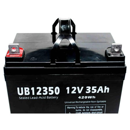 UNIVERSAL POWER GROUP C6254 Battery Replacement - UB12350 Universal Sealed Lead Acid Battery (12V, 35Ah, 35000mAh, L1 Terminal, AGM, SLA) - image 4 of 4