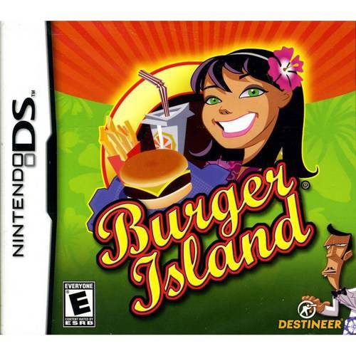 Burger Island Nintendo DS by Destineer