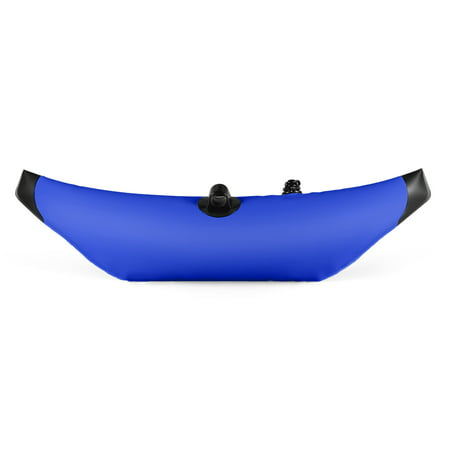 Kayak PVC Inflatable Outrigger Kayak Canoe Fishing Boat Standing Float Stabilizer System ()