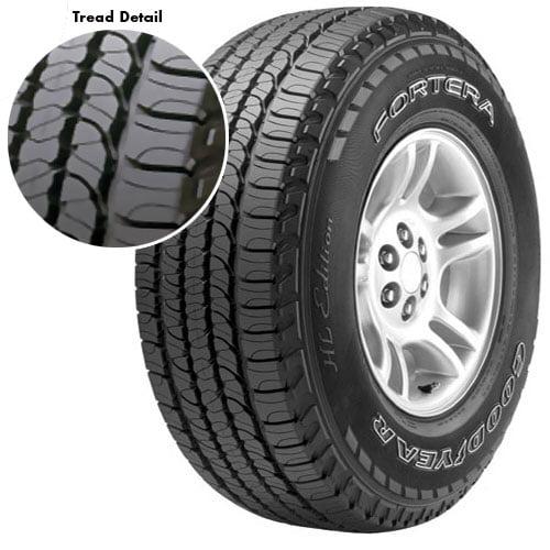 Goodyear Fortera HL Tire P245/65R17