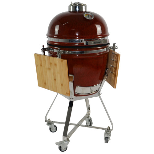 All-Pro 15'' Kamado Charcoal Grill by All-Pro