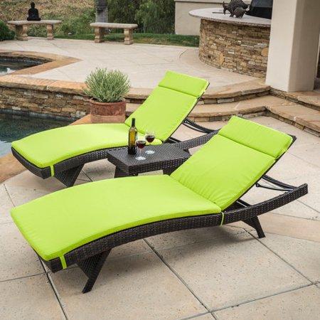 Home Loft Concepts Vista Chaise Lounge Cushion