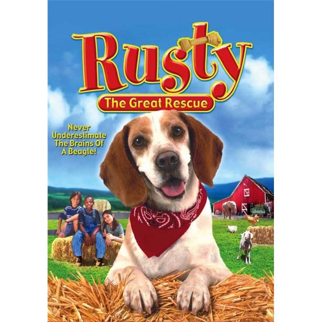 Posterazzi MOVEI5691 Rusty-A Dogs Tale Movie Poster - 27 x 40 in. - image 1 of 1