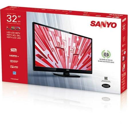 Sanyo FW32D06F 32