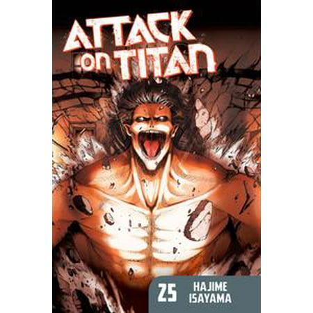 Attack on Titan 25 - eBook - Attack On Titan Coat