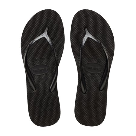 Havaianas Womens High Light Rubber Open Toe Beach