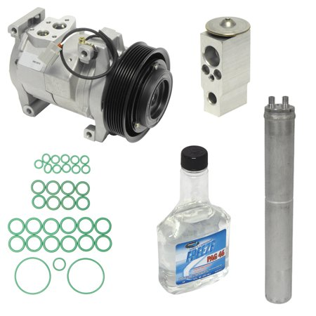New A/C Compressor and Component Kit 1051334 - 38810RAAA01 Accord