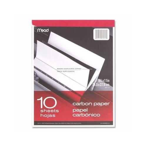 Mead Carbon Paper Tablet MEA40112 by
