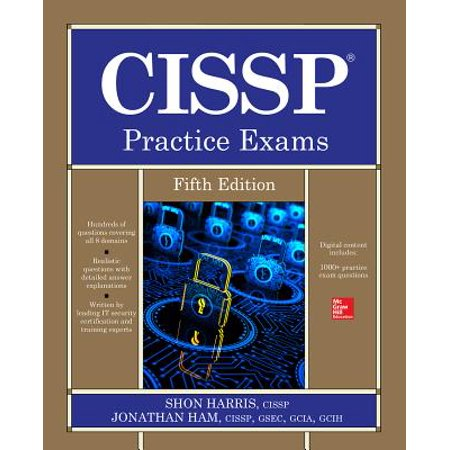 Cissp Practice Exams, Fifth Edition