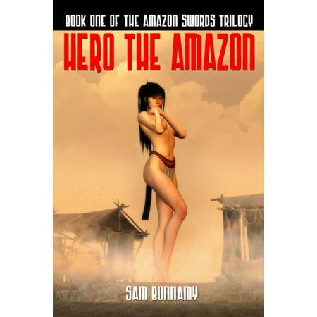 Amazon Herb (Hero The Amazon - eBook)