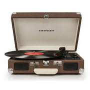 Crosley Cruiser Portable 3 Speed Turntable