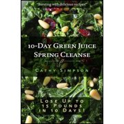 10-Day Green Juice Spring Cleanse - eBook