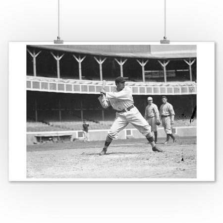Chief Meyers, NY Giants, Baseball Photo #3 (9x12 Art Print, Wall Decor Travel Poster)](Ny Giants Room Decor)