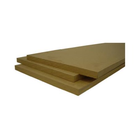 Image of Alexandria Moulding PT001-PW096C 3/4x12x8 Particle Board