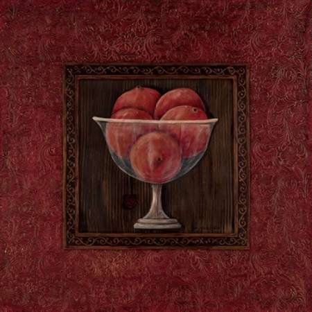 Fruit Compote I Canvas Art - Jo Moulton (24 x 24)