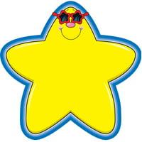 """Carson Dellosa Decorations Stars Design Bulletin Board Set, 5.25"""" x 5.25"""""""