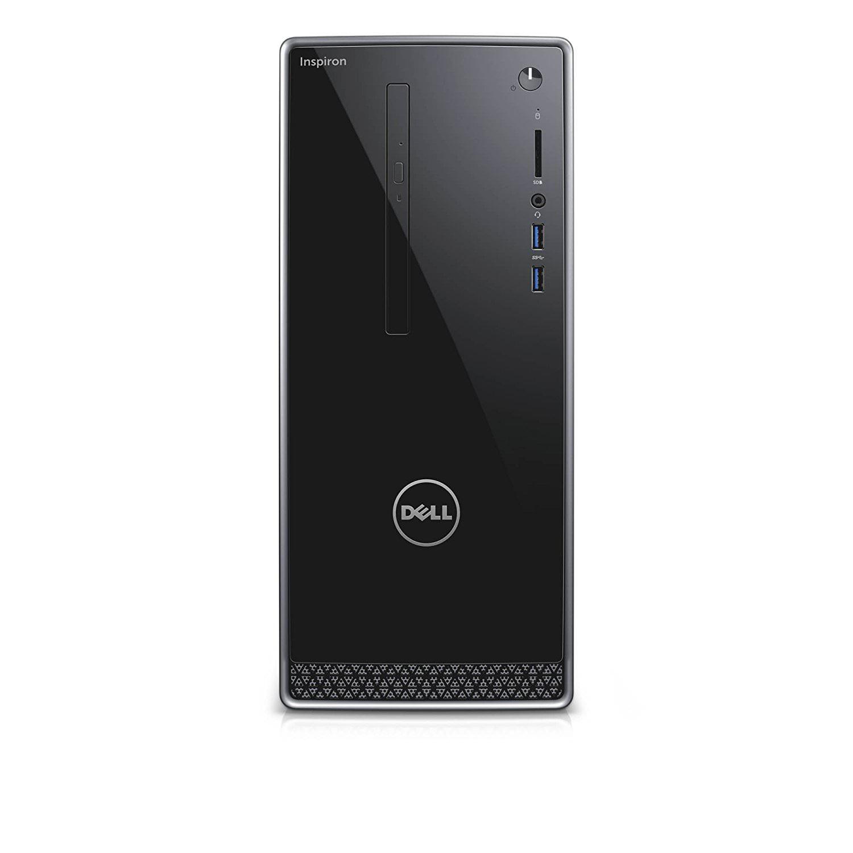 Dell Inspiron 3000 3670 Desktop Computer - Intel Core i5 (8th Gen) i5-8400 2.80 GHz - 8 GB DDR4 SDRAM - 1 TB HDD - Windows 10 Home