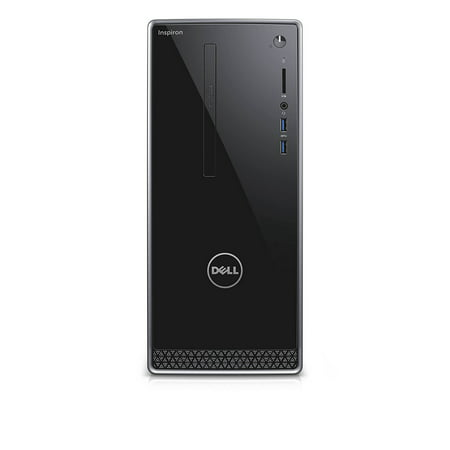Dell Inspiron 3000 3670 Desktop Computer - Intel Core i5 (8th Gen) i5-8400 2.80 GHz - 8 GB DDR4 SDRAM - 1 TB HDD - Windows 10 Home