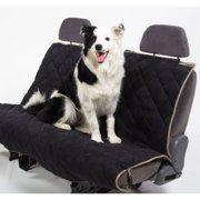 Pet Ego Animal Basics Velvet Rear Seat Pet Cover