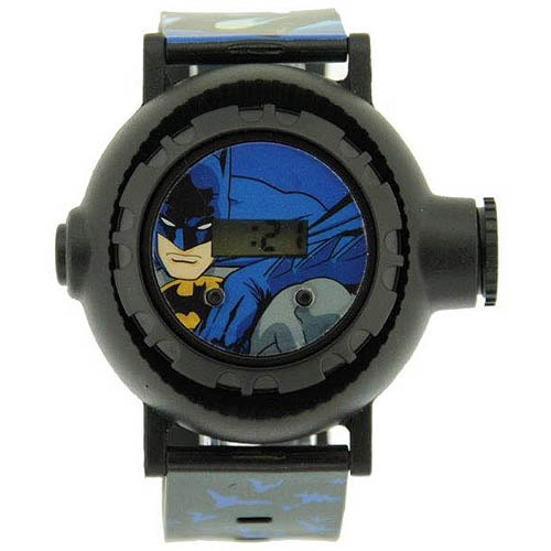 Warner Bros Batman Projector Watch