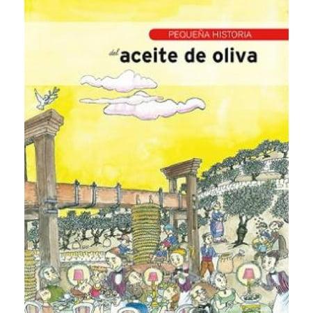 Pequeña historia del aceite de oliva - eBook](Historias De Terror Del Halloween)