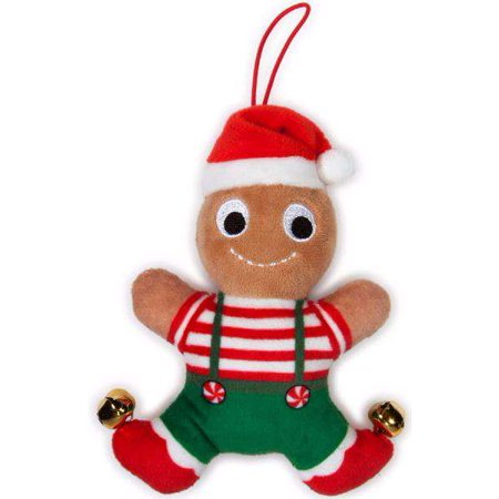 Yummy World Gingerbread Jimmy Small Plush