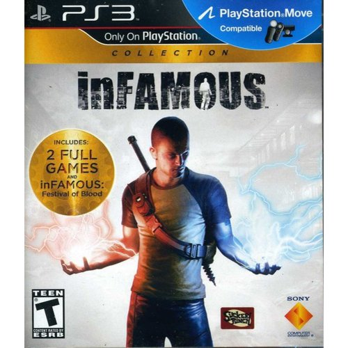 Infamous 1 & 2 (2 Pack) (PS3)