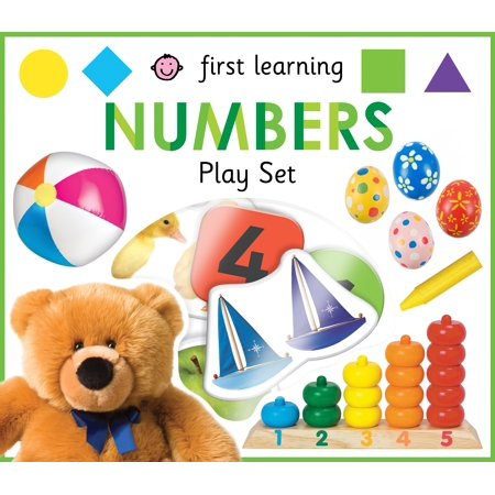 First Learning Numbers Play - Set Number