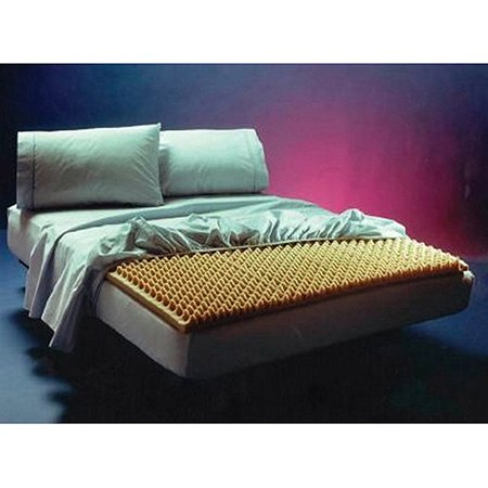 Convoluted Foam Bed Pad Twin Size At Walmart