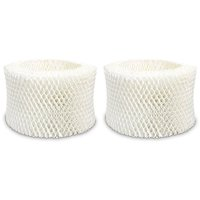 2 Packs Honeywell HAC-504 Compatible Humidifier Wick Replacement Filter Fits HCM-350 series, HEV355, HCM-315T, HCM-300T, HEV312, HCM-710