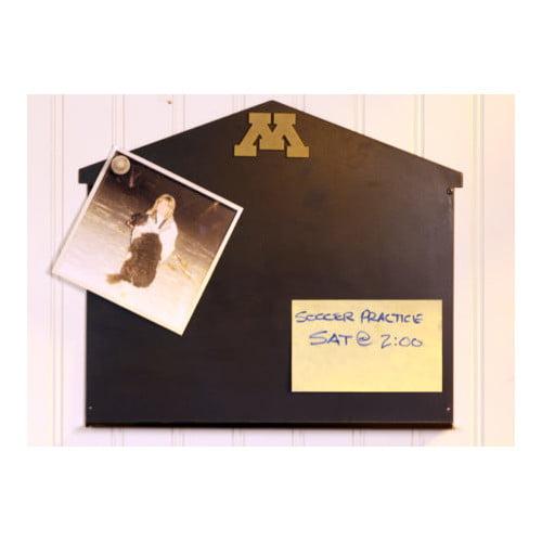 Henson Metal Works Magnetic Letter Bulletin Board