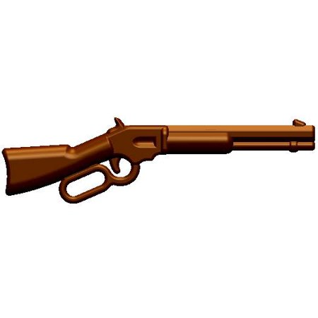 BrickArms Lever Action Rifle [Brown] thumbnail
