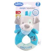 Baby Soft Plush Stuffed Animal Rattles - Baby Toys for Infant Newborn Gift, Early Development Shaker Sensory Toys Newborn Gift Set for Boy Girl