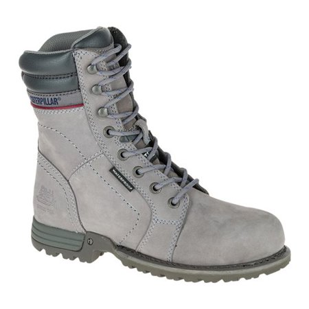 Gray Trim Footwear (