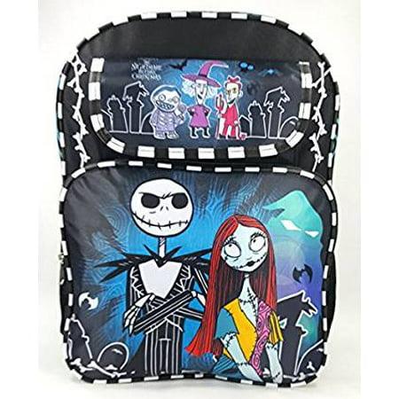 Backpack - - Jack w/Sally New - Jack Skellington Backpack