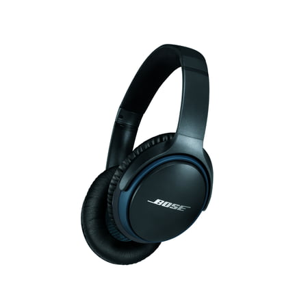 Bose SoundLink Around Ear Wireless Bluetooth Headphones II - (Soundlink Around Ear Bluetooth Headphones Ear Cushion Kit)