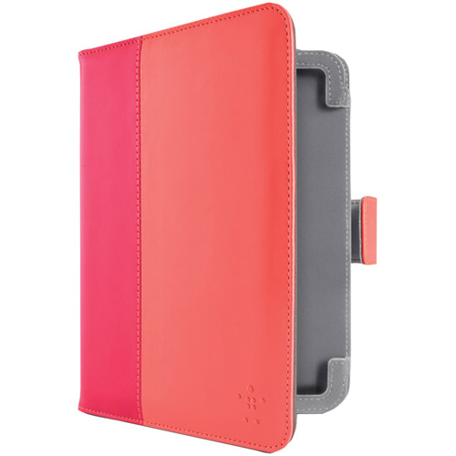 "Belkin Classic Tab Cover Case for Amazon Kindle Fire HD 7"" - Pink"