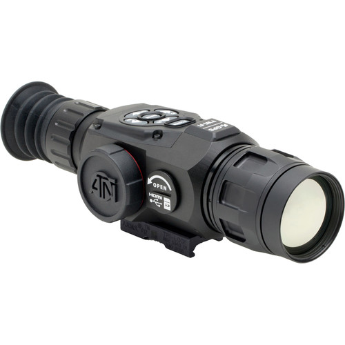 ATN ThOR-HD 384 4.5-18x25 Thermal Riflescope ThOR Hd Thermal Scope by ATN Corp