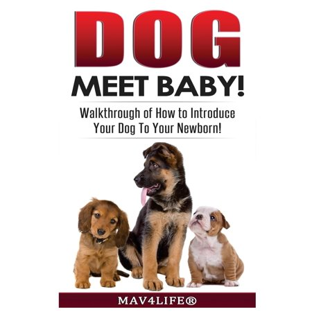Dog Meet Baby! : Walk-Through of How to Introduce Your Dog to Your (Introducing Your Dog To Your New Baby)