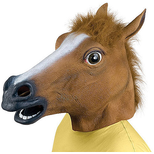 Accoutrement Horse Head Mask